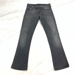 7 for ALL MANKIND crystal pocket jeans